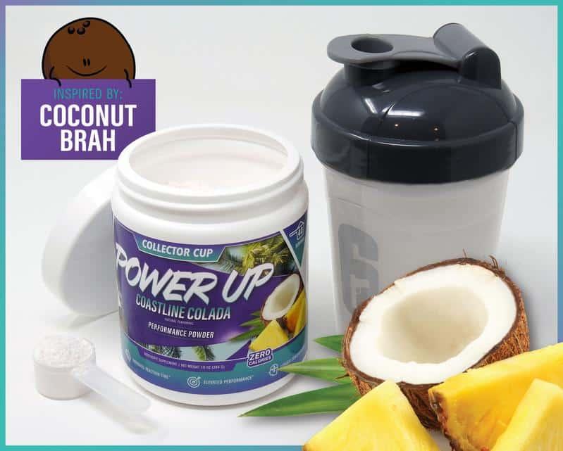 coconut brah coastline colada