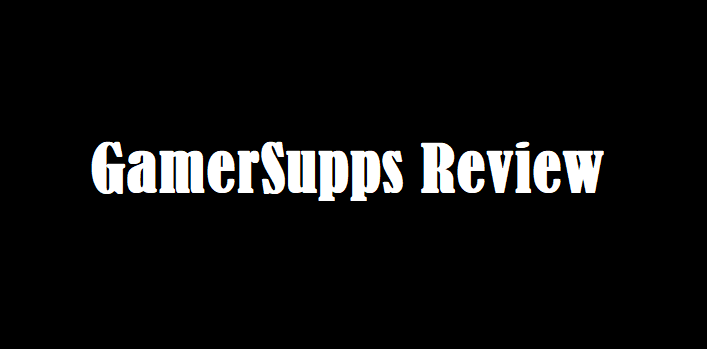 gamersupps review