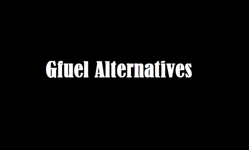gfuel alternative