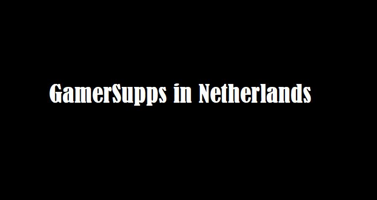 GamerSupps Netherlands