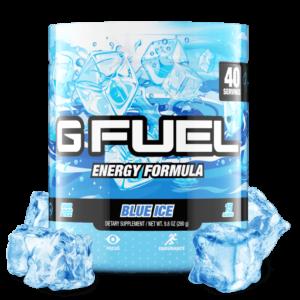 Gfuel Blue Ice
