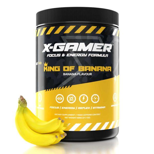 x-gamer king of banana