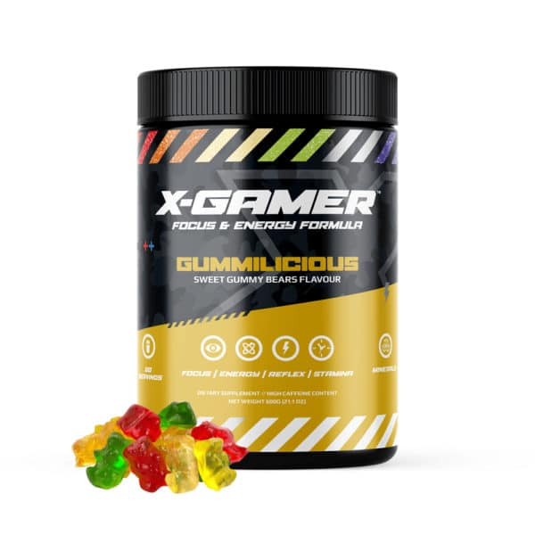 x-gamer gummilicious