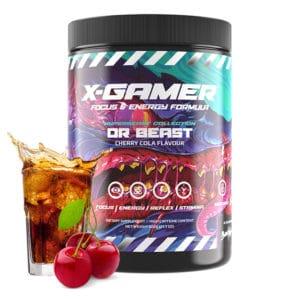 x-gamer dr beast